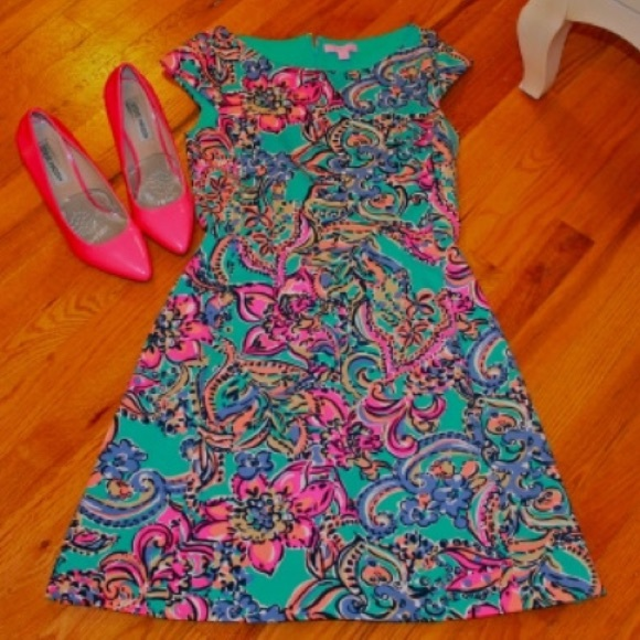 ac91a8ba702aac Lilly Pulitzer Dresses | Bait And Switch Briella Dress | Poshmark